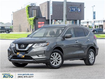 2018 Nissan Rogue SV (Stk: 706634) in Milton - Image 1 of 21