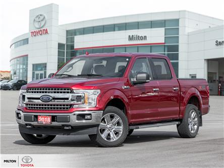 2018 Ford F-150 XLT (Stk: A09874) in Milton - Image 1 of 23