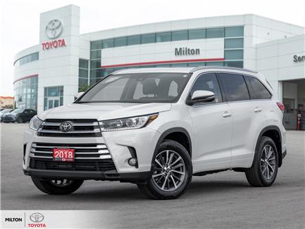 2018 Toyota Highlander XLE (Stk: 533925A) in Milton - Image 1 of 25
