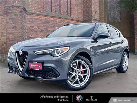 2018 Alfa Romeo Stelvio ti (Stk: 906440) in Victoria - Image 1 of 25