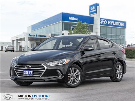 2017 Hyundai Elantra GL (Stk: 275259A) in Milton - Image 1 of 20