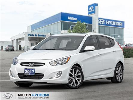 2017 Hyundai Accent SE (Stk: 349508) in Milton - Image 1 of 21
