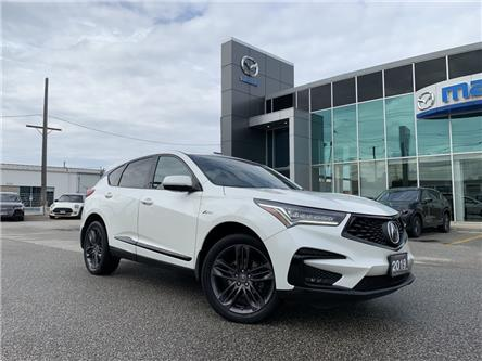2019 Acura RDX  (Stk: UM2727) in Chatham - Image 1 of 23