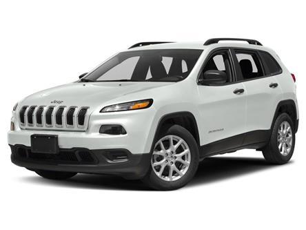 2018 Jeep Cherokee Sport (Stk: 1C4PJL) in St. Thomas - Image 1 of 9