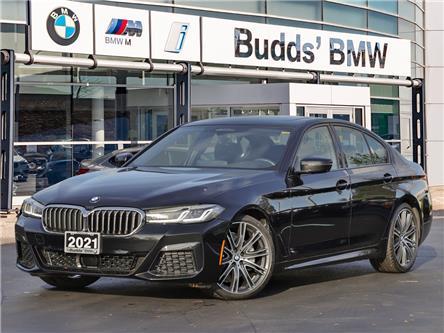 2021 BMW 530i xDrive (Stk: B920971A) in Oakville - Image 1 of 8