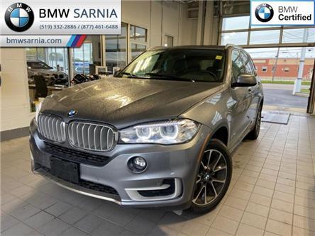 2018 BMW X5 xDrive35i (Stk: XU466) in Sarnia - Image 1 of 13