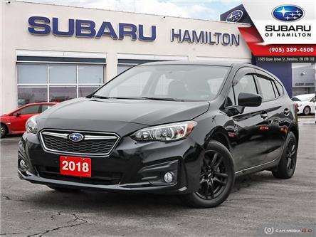 2018 Subaru Impreza Convenience (Stk: U1775) in Hamilton - Image 1 of 24