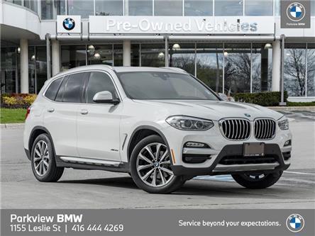 2018 BMW X3 xDrive30i (Stk: PP10286) in Toronto - Image 1 of 22