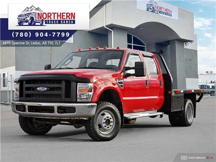 2008 Ford F-350 Chassis XLT (Stk: C50887) in Leduc - Image 1 of 27