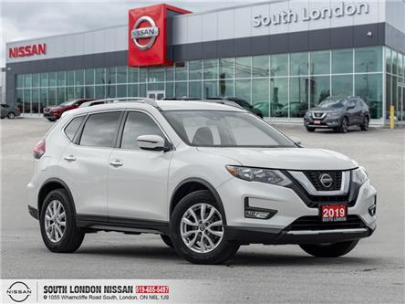 2019 Nissan Rogue SV (Stk: Y21120-1) in London - Image 1 of 20