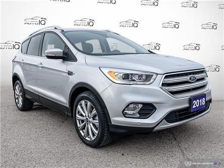 2018 Ford Escape Titanium (Stk: 7207A) in St. Thomas - Image 1 of 30