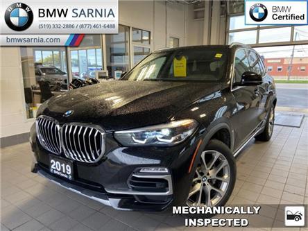2019 BMW X5 xDrive40i (Stk: XU463) in Sarnia - Image 1 of 13