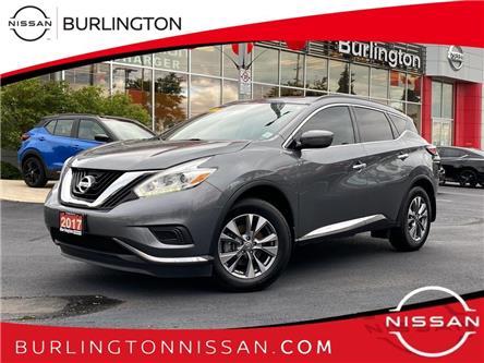 2017 Nissan Murano S (Stk: A7335) in Burlington - Image 1 of 21
