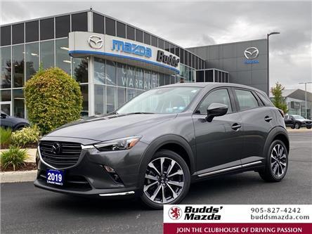 2019 Mazda CX-3 GT (Stk: P3886) in Oakville - Image 1 of 22