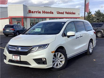 2018 Honda Odyssey LX (Stk: 11-22218A) in Barrie - Image 1 of 19
