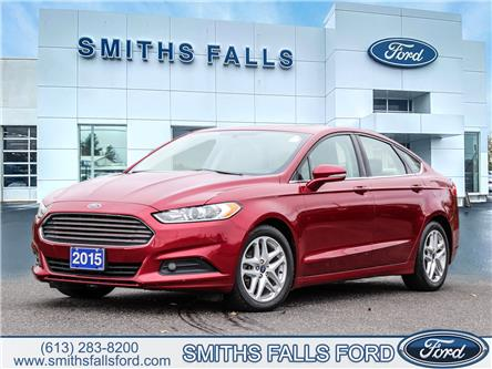 2015 Ford Fusion SE (Stk: SA1184) in Smiths Falls - Image 1 of 29