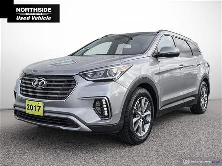 2017 Hyundai Santa Fe XL Luxury (Stk: M21343A) in Sault Ste. Marie - Image 1 of 28