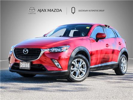 2016 Mazda CX-3  (Stk: P5994) in Ajax - Image 1 of 20