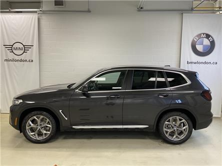 2022 BMW X3 xDrive30i (Stk: B2061) in London - Image 1 of 17