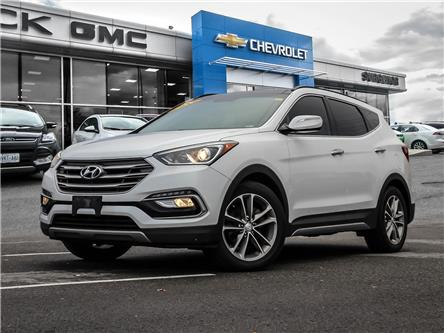 2017 Hyundai Santa Fe Sport 2.0T SE (Stk: R11003A) in Ottawa - Image 1 of 30