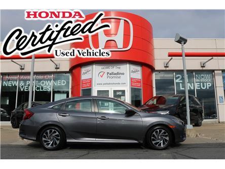 2018 Honda Civic SE (Stk: 23374A) in Greater Sudbury - Image 1 of 33