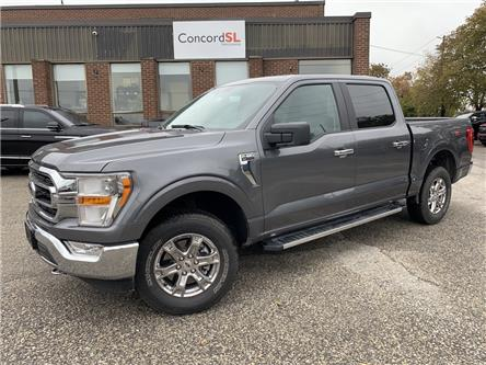 2021 Ford F-150 XLT (Stk: C6625) in Concord - Image 1 of 5