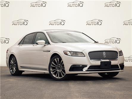 2017 Lincoln Continental Reserve (Stk: AC849A) in Waterloo - Image 1 of 28