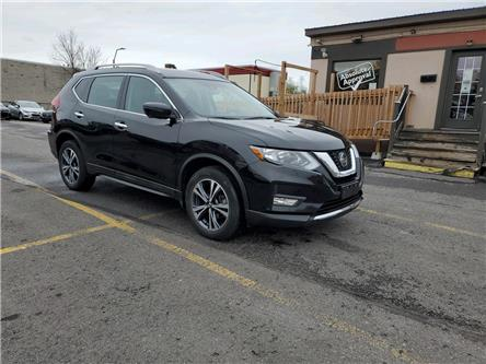 2019 Nissan Rogue SV (Stk: A21255A) in Ottawa - Image 1 of 27