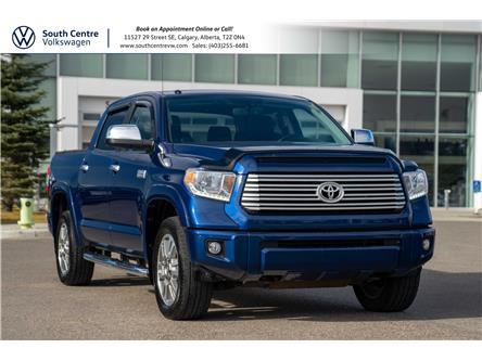 2014 Toyota Tundra Platinum 5.7L V8 (Stk: 20022A) in Calgary - Image 1 of 43