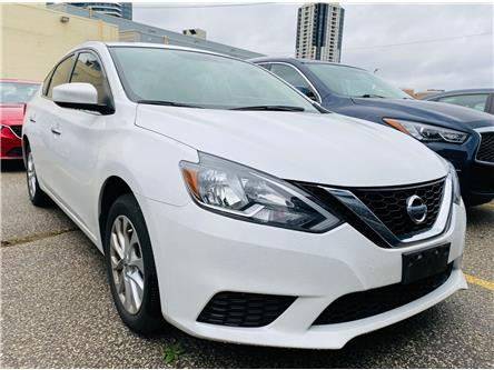 2019 Nissan Sentra 1.8 SV (Stk: N2392A) in Thornhill - Image 1 of 6