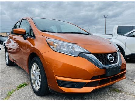 2018 Nissan Versa Note 1.6 SV (Stk: N2357A) in Thornhill - Image 1 of 7
