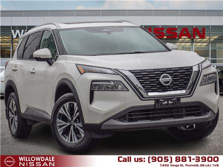 2021 Nissan Rogue SV (Stk: C36112) in Thornhill - Image 1 of 27
