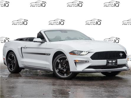 2021 Ford Mustang GT Premium (Stk: 21MU720) in St. Catharines - Image 1 of 25
