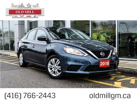 2018 Nissan Sentra 1.8 SV (Stk: 279196U) in Toronto - Image 1 of 23