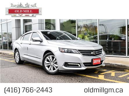 2019 Chevrolet Impala 1LT (Stk: 146414U) in Toronto - Image 1 of 22