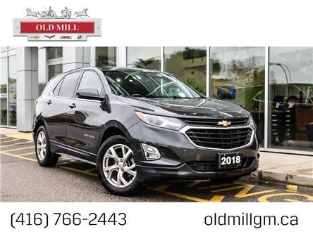 2018 Chevrolet Equinox LT (Stk: 177375U) in Toronto - Image 1 of 23