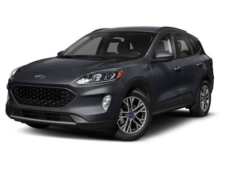 2021 Ford Escape SEL Hybrid (Stk: 21372) in Smiths Falls - Image 1 of 9