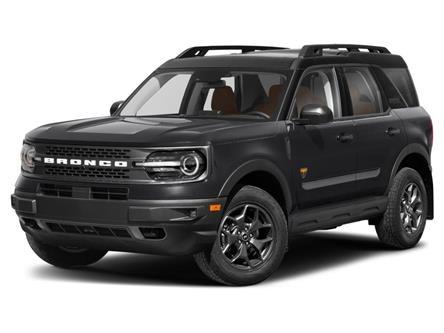 2021 Ford Bronco Sport Badlands (Stk: VBS20377) in Chatham - Image 1 of 9