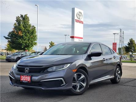 2019 Honda Civic LX (Stk: 21753D) in Bowmanville - Image 1 of 27