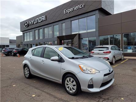 2012 Toyota Prius C Base (Stk: N1663TA) in Charlottetown - Image 1 of 14