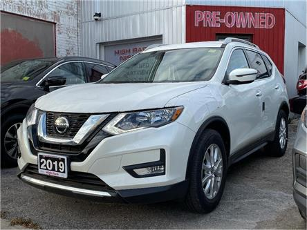 2019 Nissan Rogue SV (Stk: Y19273) in Toronto - Image 1 of 21