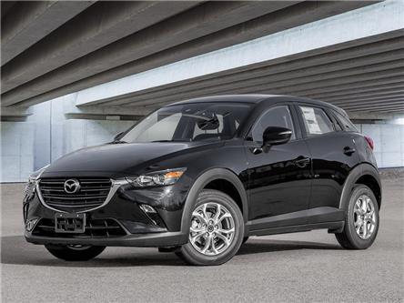 2021 Mazda CX-3 GS (Stk: 21-0136) in Mississauga - Image 1 of 23