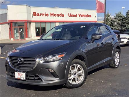 2019 Mazda CX-3 GS (Stk: 11-U19213) in Barrie - Image 1 of 22