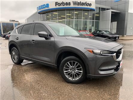 2017 Mazda CX-5 GS (Stk: L2578) in Waterloo - Image 1 of 3