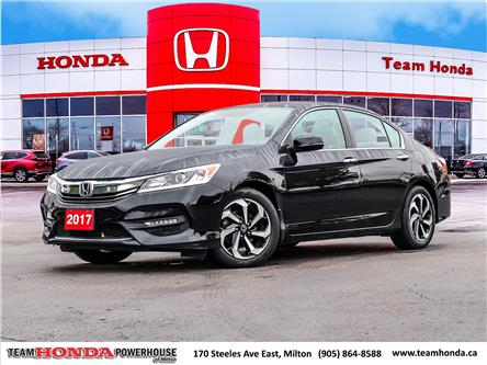 2017 Honda Accord EX-L (Stk: 4013) in Milton - Image 1 of 30