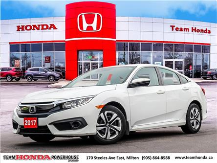 2017 Honda Civic LX (Stk: 4022) in Milton - Image 1 of 25