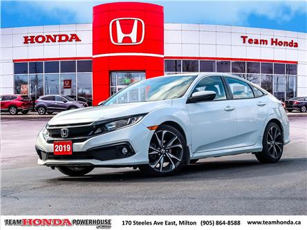 2019 Honda Civic Sport (Stk: 4027) in Milton - Image 1 of 23