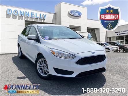 2016 Ford Focus SE (Stk: CLDV651A) in Ottawa - Image 1 of 21