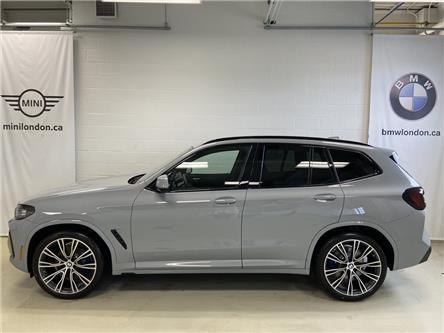 2022 BMW X3 xDrive30i (Stk: B2071) in London - Image 1 of 17