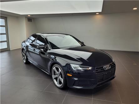 2018 Audi A4 2.0T Progressiv (Stk: 18U1012) in Oakville - Image 1 of 19